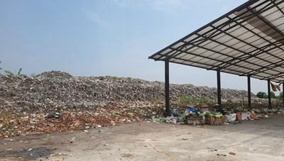 Hải Phòng: Người dân 'tố' lò đốt rác gây ô nhiễm môi trường
