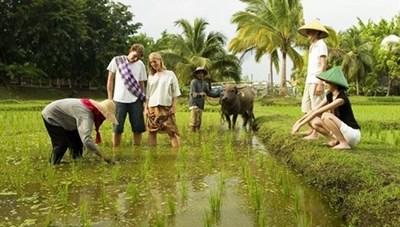Du lịch và phát triển nông thôn
