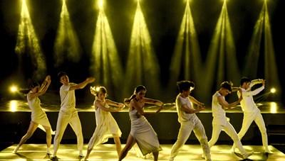 Nghệ thuật múa: Lan tỏa thông điệp tích cực