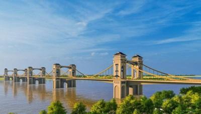 Dự án cầu Trần Hưng Đạo:Thêm một cây cầu bắc qua sông Hồng