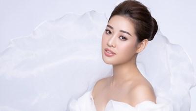 Hoa hậu Khánh Vân lọt vào top 20 'Hoa hậu của các Hoa hậu'