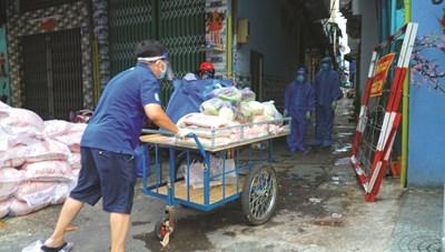 Ninh Thuận: Lên phương án hỗ trợ người dân khó khăn do Covid-19