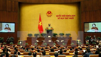 Kỳ họp thứ 10, Quốc hội khóa XIV sẽ khai mạc ngày 20/10