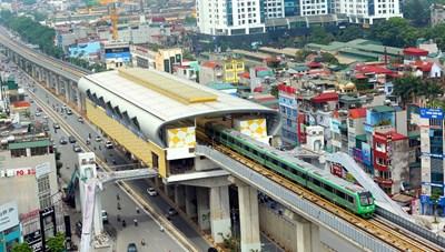 Đường sắt trên cao Cát Linh-Hà Đông: Bao giờ đưa vào sử dụng?