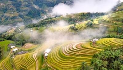 Hà Giang: Giới thiệu văn hóa các dân tộc gắn với ruộng bậc thang