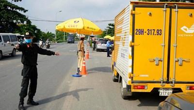 Người dân muốn di chuyển vào TP Hà Nội cần giấy tờ gì?