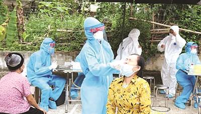 Lạng Sơn: Không lơ là chống dịch
