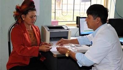 Chăm sóc sức khỏe người dân vùng biên giới