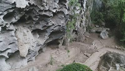 Cấp phép khai quật khảo cổ tại địa điểm khu vực cửa mái đá ngườm, tỉnh Tuyên Quang
