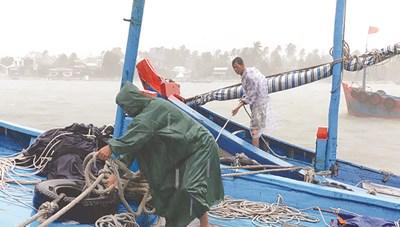 Quảng Trị ra Công điện triển khai các biện pháp ứng phó với bão số 6