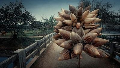 'Người bán đó' giành giải thưởng nhiếp ảnh quốc tế