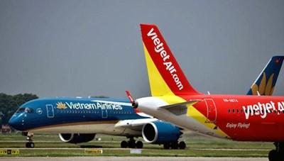 'Giải cứu' ngành hàng không