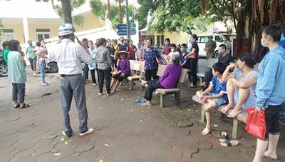 Hà Nội: Tai biến sản khoa, 2 mẹ con thai phụ tử vong thương tâm