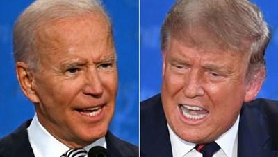 Biden gọi màn tranh luận của Trump là 'nỗi hổ thẹn quốc gia'