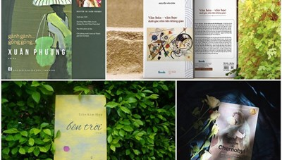 Xét Giải thưởng Văn học năm 2021 của Hội Nhà văn Việt Nam