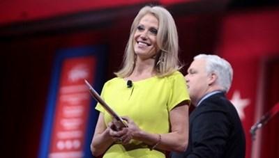 Cựu cố vấn Tổng thống Mỹ Kellyanne Conway mắc Covid-19