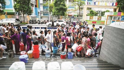 Phá thế độc quyền nước sạch