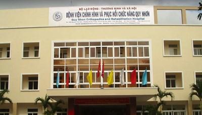 Bệnh viện Chỉnh hình và Phục hồi chức năng Quy Nhơn:Chi ngân sách sai hơn 300 triệu đồng