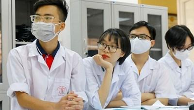 Các trường Đại học Y Dược công bố điểm chuẩn