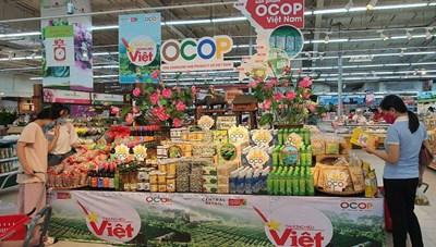 Tuần hàng Việt Nam và sản phẩm OCOP