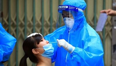 Giảm số lần xét nghiệm khi bệnh nhân Covid-19 được xuất viện