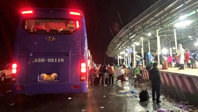 Đà Nẵng: Chở miễn phí người từ phía Nam về quê bằng xe khách