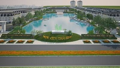 Thái Bình: Bùng nhùng dự án Khu đô thị phía nam