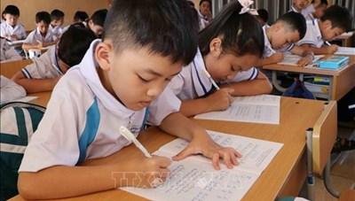 Dạy tiếng Việt cho học sinh dân tộc thiểu số