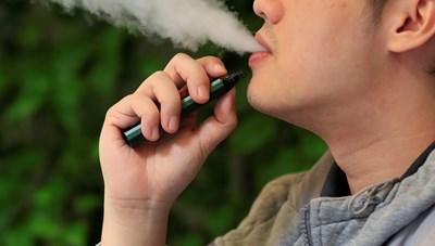 Nguy cơ đến từ thuốc lá điện tử