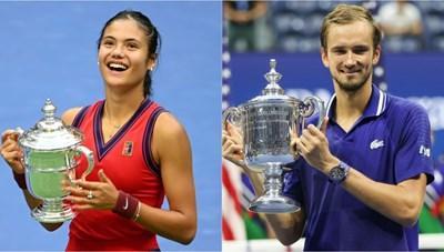 Giải quần vợt Masters Indian Wells 2021: Bất ngờ nối bất ngờ