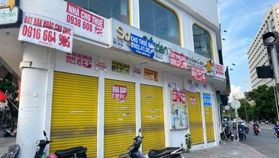 TP Hồ Chí Minh: Thị trường mặt bằng cho thuê vẫn ảm đạm