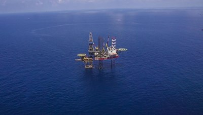 Mỏ Cá Tầm cán mốc 1 triệu tấn dầu