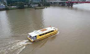 TP Hồ Chí Minh: Tàu buýt đường sông số 1 bắt đầu hoạt động trở lại
