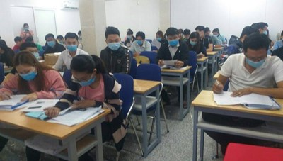 TP Hồ Chí Minh: Nhiều trường đại học rục rịch cho sinh viên trở lại