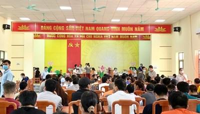 Nhiều công ty tại KCN Thuỵ Vân và nhiều trường học tại Phú Thọ có ca nhiễm Covid-19