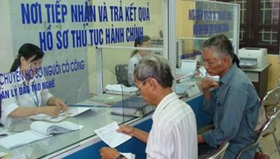 Tổng kết Đề án đơn giản hóa thủ tục hành chính, giấy tờ công dân