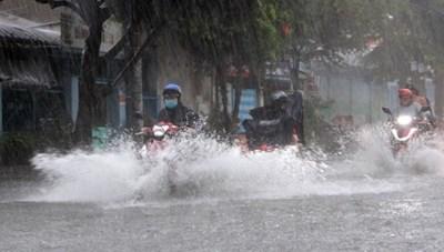 Kỹ năng xử lý thương tích trong mưa bão