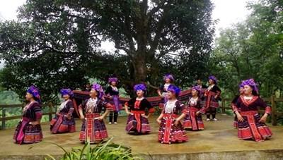 Chuẩn bị cho Ngày hội Văn hóa dân tộc Mông toàn quốc lần thứ III