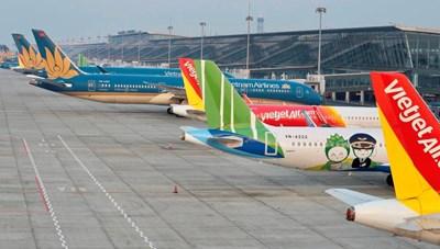 Dự kiến 4 giai đoạn mở lại đường bay quốc tế