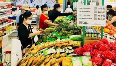 Hà Nội sớm chuẩn bị hàng hóa phục vụ Tết Nguyên đán