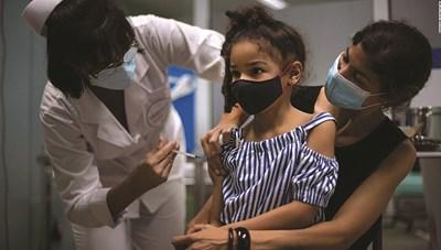 Trẻ em và những mũi vaccine ngừa Covid-19
