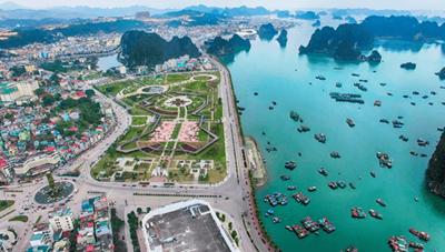 Quảng Ninh:Giá bất động sản giảm sâu