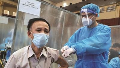 Hà Nội phát hiện 12 ca mắc Covid-19 liên quan ổ dịch Quốc Oai