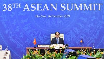 Thủ tướng Phạm Minh Chính đề xuất hai trọng tâm ASEAN cần tập trung