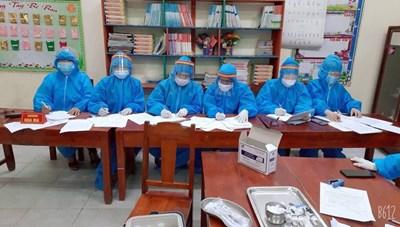 Phú Thọ: Nguy cơ lây nhiễm cộng đồng suy giảm mạnh