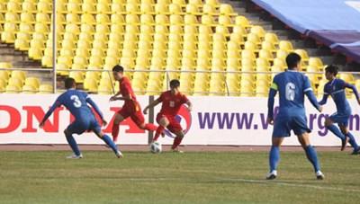 [VIDEO] U23 Việt Nam chiến thắng 1-0 trước U23 Đài Loan (Trung Quốc)