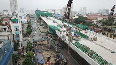 Hà Nội sắp hoàn thành giải phóng mặt bằng dự án vành đai 2