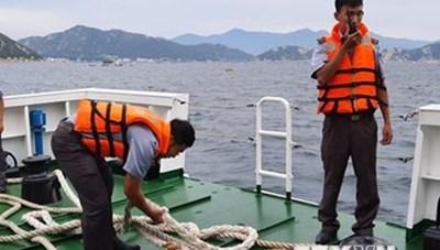 Điều thêm 2 tàu kiểm ngư tìm kiếm 26 ngư dân Bình Định mất tích
