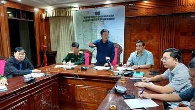 [VIDEO] Khẩn trương tìm kiếm 53 người mất tích do sạt lở đất tại Nam Trà My, Quảng Nam