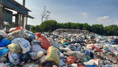 Bắc Giang: Nhiều bất cập tại nhà máy xử lý rác thải Yên Dũng